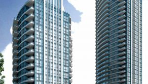 New Condominium in the Hurontario neighbourhood