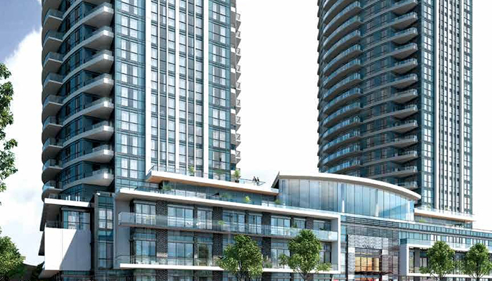 Fourth phase of the 10 tower master-planned community of Pinnacle Uptown